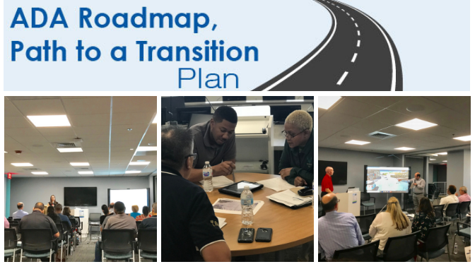 ADA Transition Plan Training Session