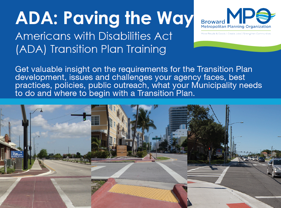 ADA: Paving the Way to Transition Plans