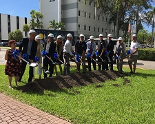 MPO and City of Hollywood Break Ground on Complete Streets