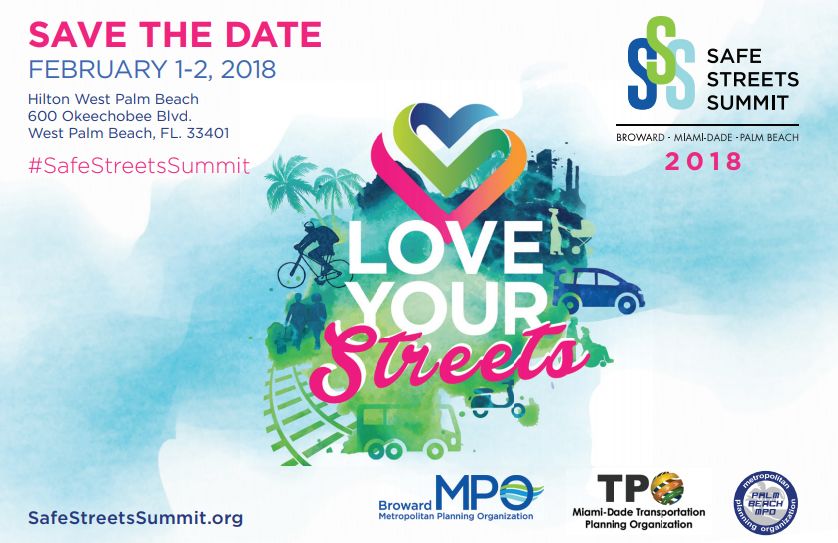 2018 Safe Streets Summit is Almost Here
